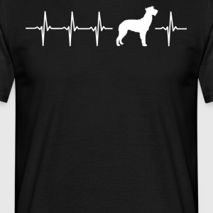 Original and Funny Scottish Deerhound Gift - Men's T-Shirt