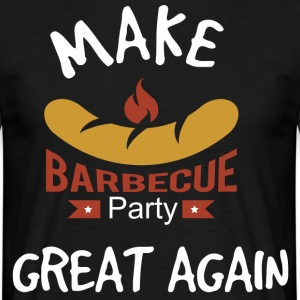 Make Barbecue Great Again - Men's T-Shirt
