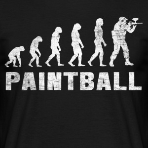 Evolution Paintball Shirt - Paintball T-Shirt - Men's T-Shirt