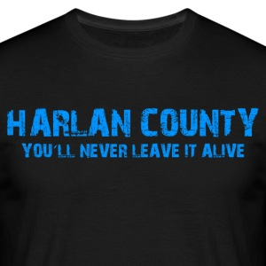 "Shirt ""Harlan County"" - T-skjorte for menn"