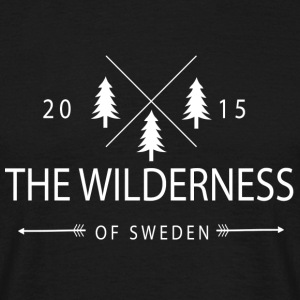 La Wilderness Of Sweden - Maglietta da uomo