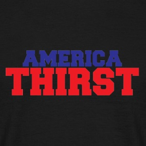 America Thirst - T-shirt Homme