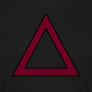 TRIANGLE SWAG - T-shirt herr