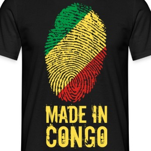 Made In Congo / Congo - T-shirt Homme
