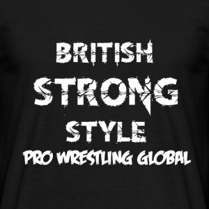 British strong style - Men's T-Shirt