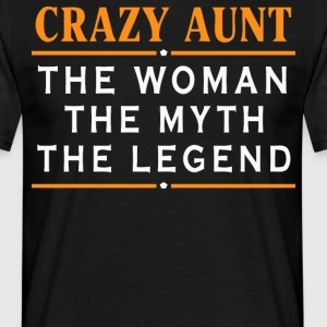 Crazy tante gave shirt - Herre-T-shirt