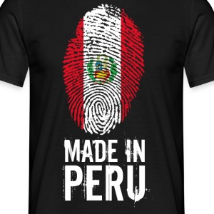 Made In Peru / piruw / Perú - Men's T-Shirt