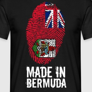 Made In Bermuda - Herre-T-shirt