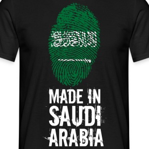 Made In Saudi Arabia / Saudi-Arabien - Männer T-Shirt