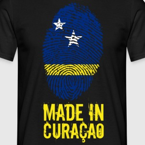 Made In Curaçao / Kòrsou - T-shirt herr
