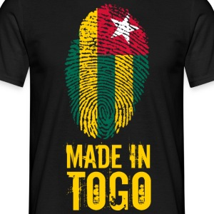 Made In Togo - T-skjorte for menn