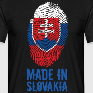 Fabriqué en Slovaquie / Made in Slovaquie Slovensko - T-shirt Homme