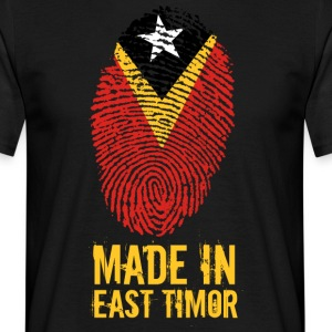 Made In East Timor / Timor oriental - T-shirt Homme