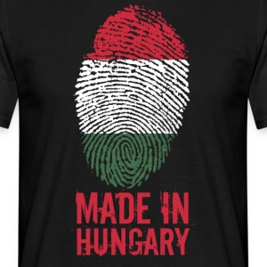 Made in Hungary / Made in Hungary Magyarország - T-skjorte for menn