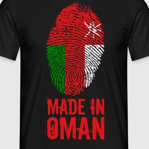 Made In Oman / سلطنة عمان / 'Uman - T-skjorte for menn