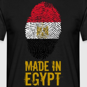 Made in Egypt / Made in Egitto مصر - Maglietta da uomo