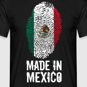 Made In Mexico / Mexico / México - Herre-T-shirt