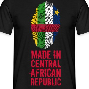 Made In Central African Republic - Men's T-Shirt