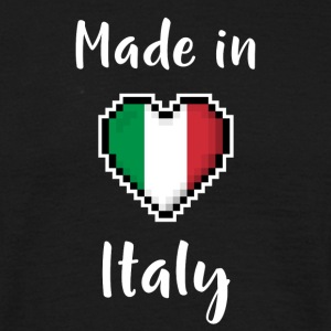 Made in Italy - Mannen T-shirt