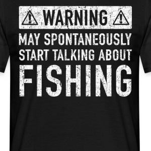 Original Fish Gift: Order Here - Men's T-Shirt