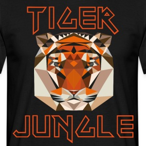 tigre - T-shirt Homme