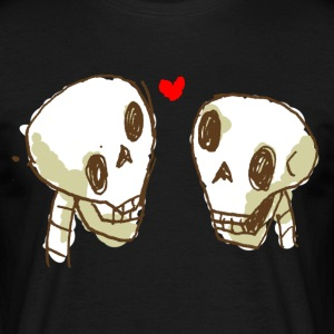 SKULLBUDS - Men's T-Shirt