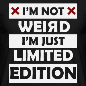 I am not inclined - Men's T-Shirt
