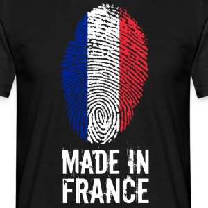 Made in France / Frankrijk / République française - Mannen T-shirt