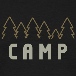 CAMP - T-shirt Homme