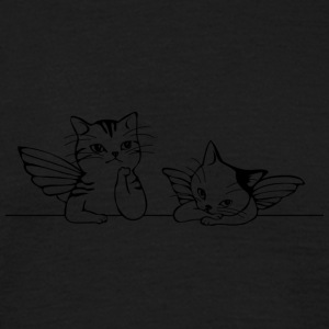 SWEET CATS COLLECTION - T-shirt herr