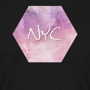 NYC - New York City - Men's T-Shirt