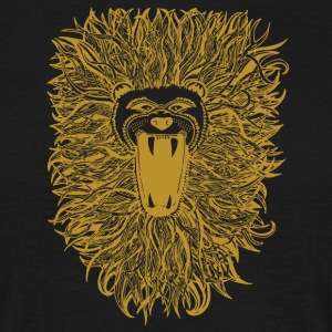 Golden-Lion - T-shirt Homme