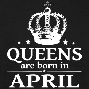 April Queen - Men's T-Shirt