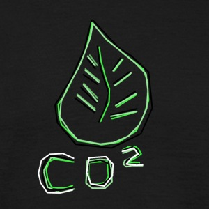 co2 - T-shirt herr