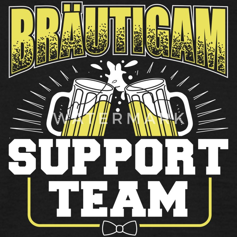Groom support team t shirt spreadshirt for I support two teams t shirt