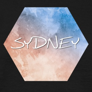 Sydney - T-skjorte for menn