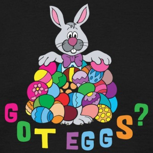 Easter Got Eggs - Men's T-Shirt