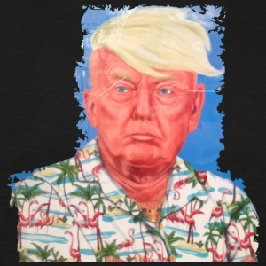 Donald Punk - Mannen T-shirt