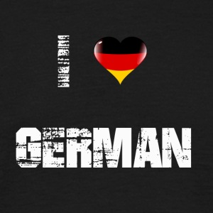 Germany1 - Mannen T-shirt