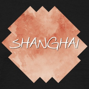 Shanghai - T-skjorte for menn