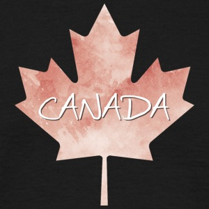 Maple Leaf Canada - Canada - T-skjorte for menn