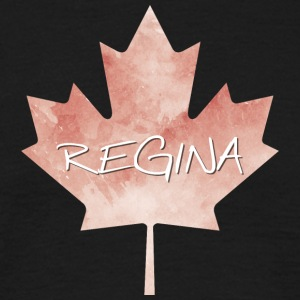 Maple Leaf Regina - T-skjorte for menn