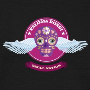 Paloma Rossi - Flying Skull Limited Edition - T-skjorte for menn