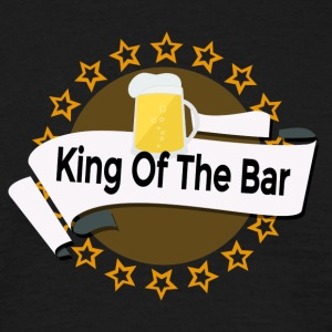 King of the Bar - T-shirt herr