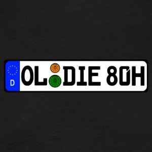 Oldie 80 historically - Men's T-Shirt
