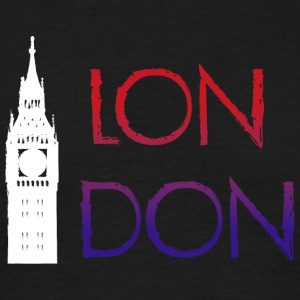 London - Herre-T-shirt