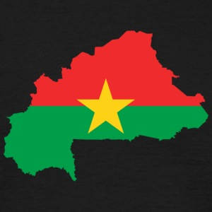 burkina faso - Men's T-Shirt