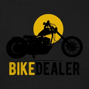 Bike Dealer · LogoArt - Men's T-Shirt