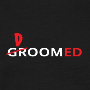 JGA / Bachelor: Groom - Doomed - T-shirt herr