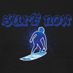 surfer boy 01 - Herre-T-shirt